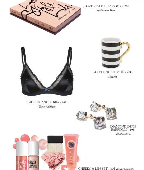 Gift Ideas Under 30 € | Bikinis & Passports