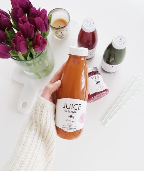 Detox Delight Juice Cleanse Review | Bikinis & Passports