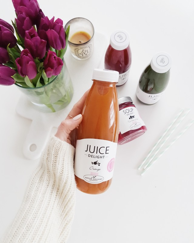 Detox Delight Juice Cleanse Review | Bikinis & Passports