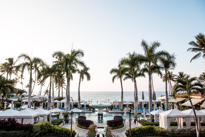 HOTEL REVIEW: Four Seasons Resort at Wailea.