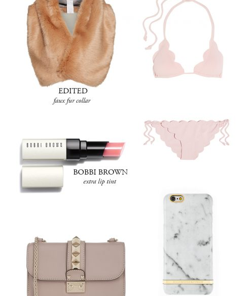 Cravings: Shades of Pink | Bikinis & Passports