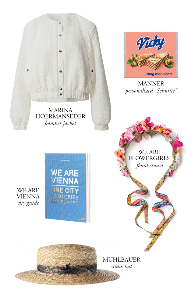 CRAVINGS: Vienna my love! | Bikinis & Passports