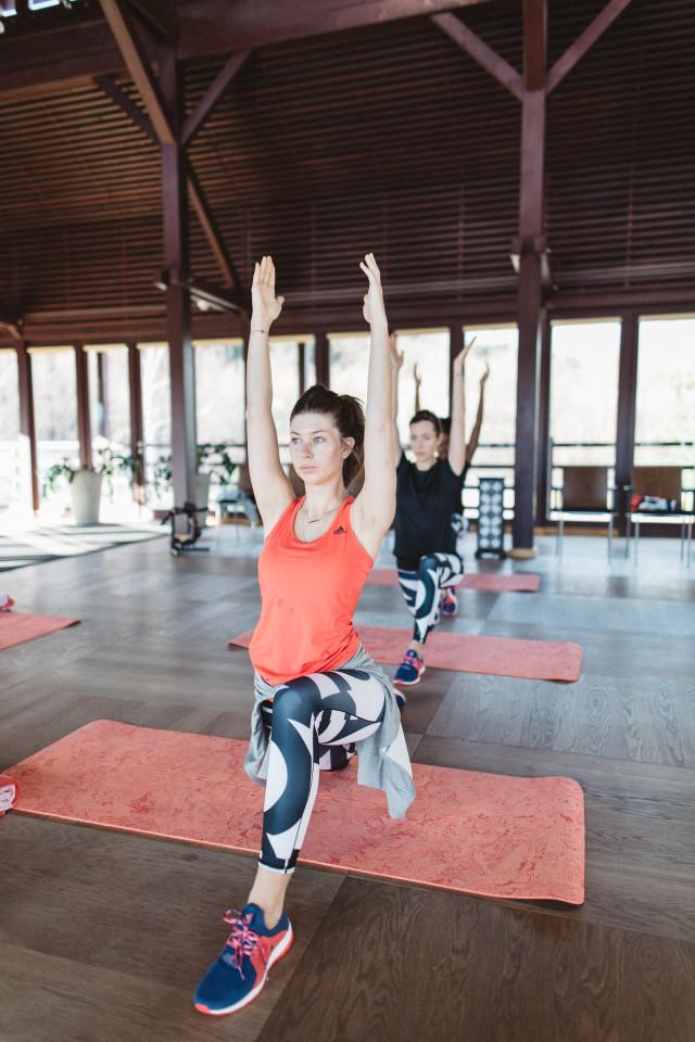 Fitness Diary: 4 weeks of workouts | Bikinis & Passports