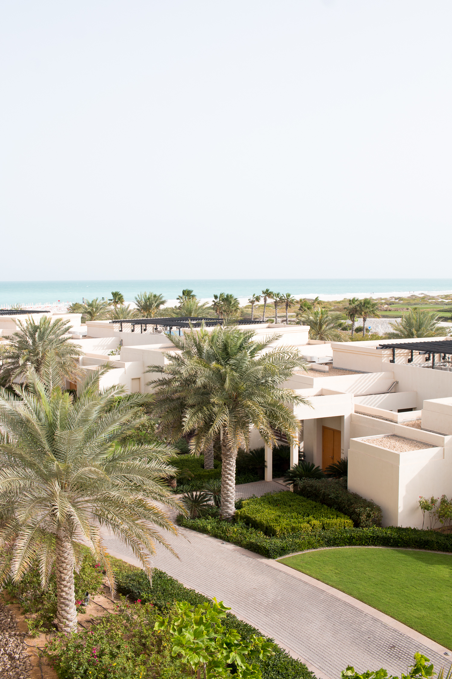 Park Hyatt Abu Dhabi Hotel and Villas.