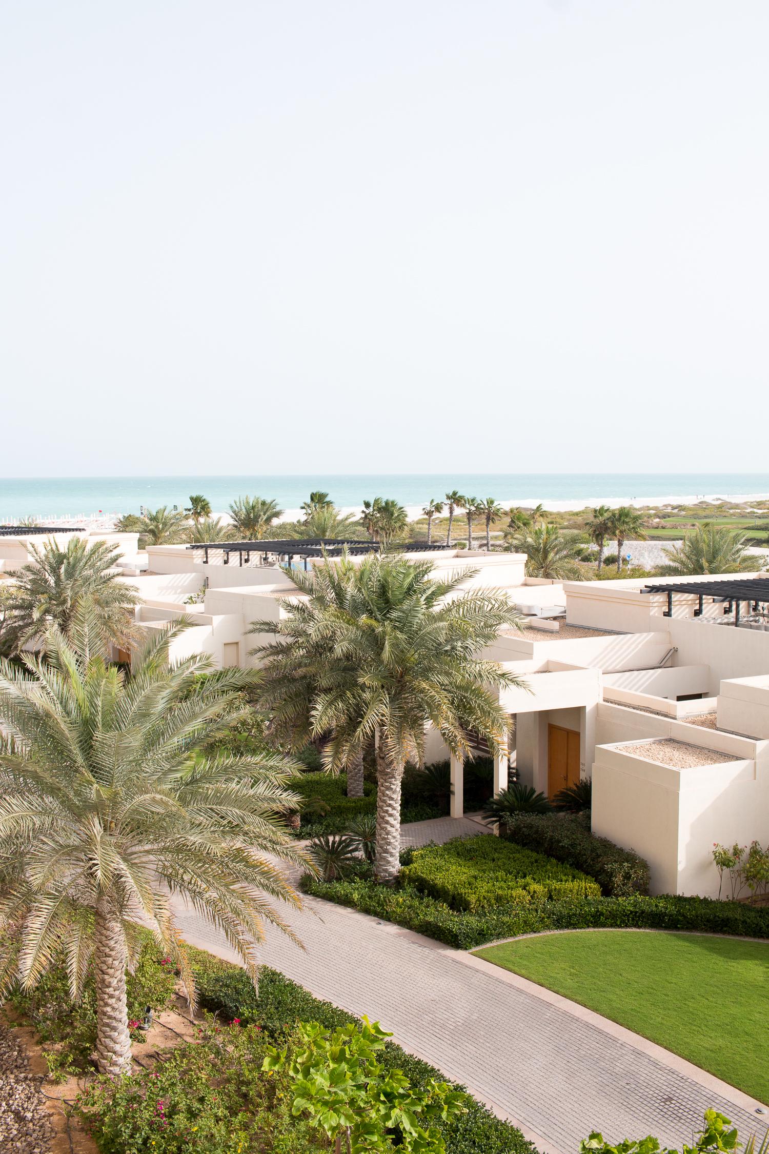 Park Hyatt Abu Dhabi Hotel and Villas.