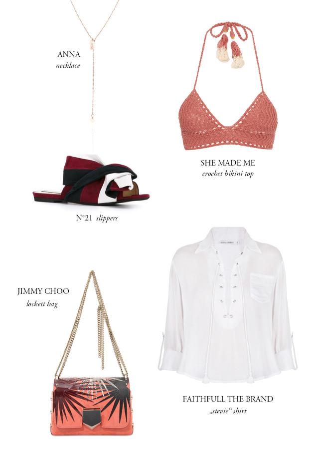Cravings: Packing for Mallorca   Bikinis & Passports