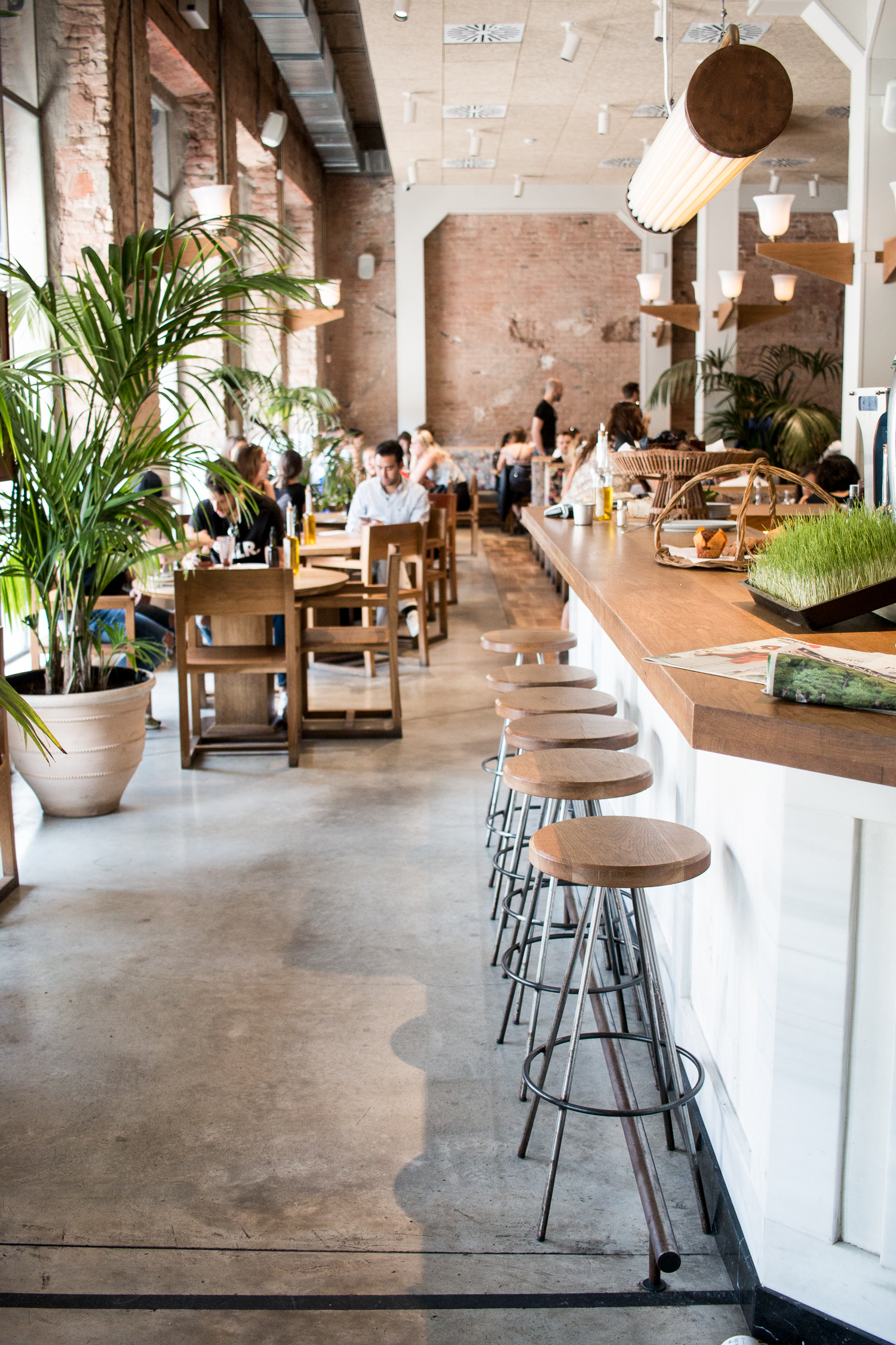 best brunch spots in Barcelona.