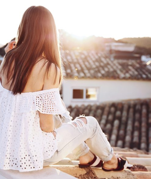 Beauty Talk: Sun Protection with La Roche-Posay UV-Patch | Bikinis & Passports