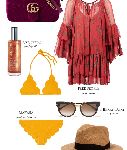 CRAVINGS: South Beach Miami Packing List | Bikinis & Passports