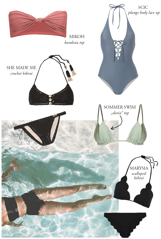 CRAVINGS: top 5 swimwear brands & discoveries | Bikinis & Passports