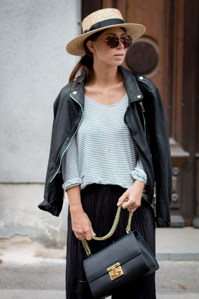 OUTFIT: Spencer The Boater Hat by Lack of Color   Bikinis & Passports