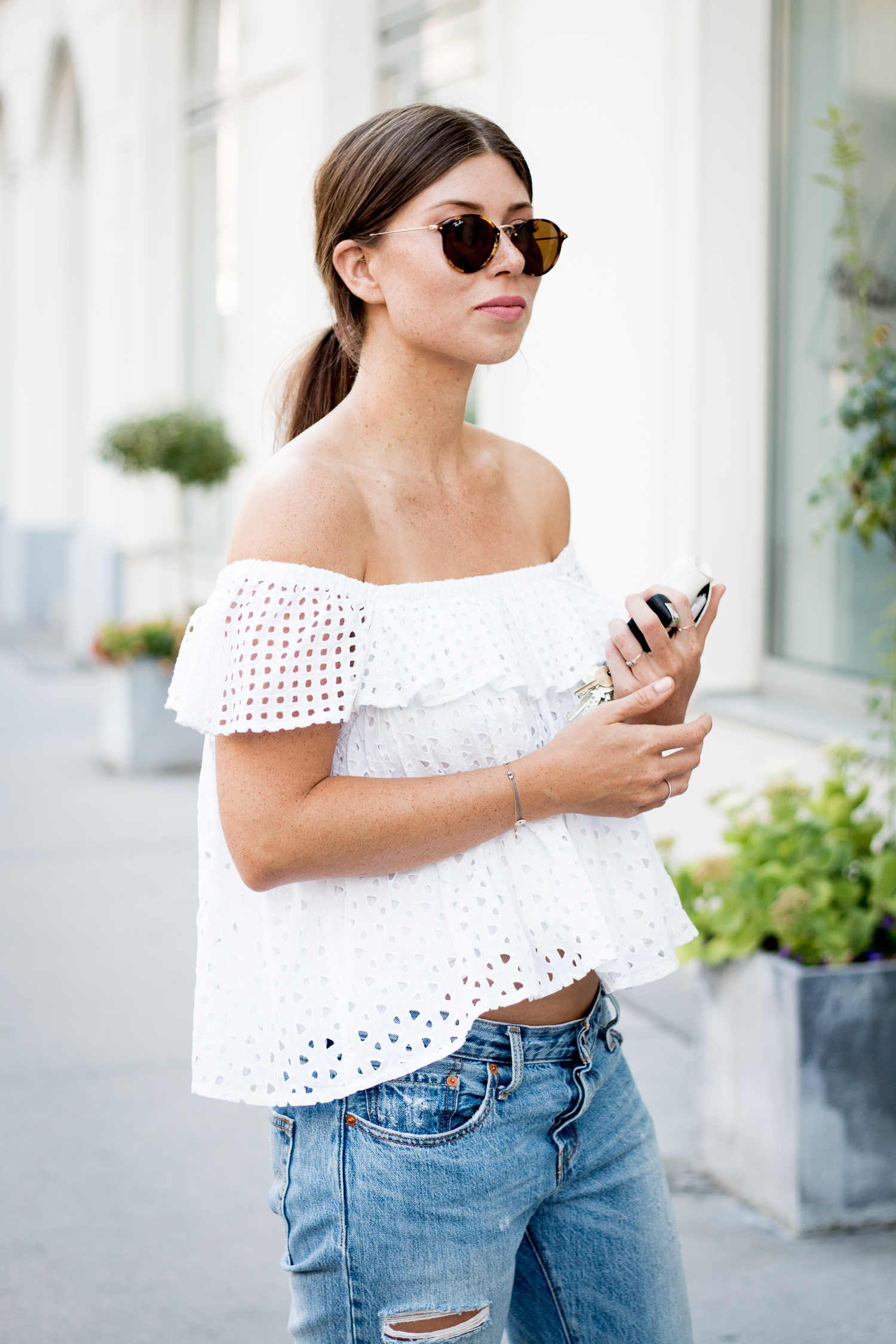 OUTFIT: summer casual.