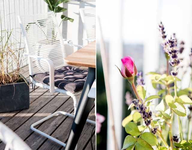 Rooftop Living Room: Our Perfect Outdoor Space For Summer | Bikinis & Passports