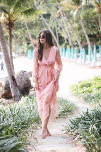OUTFIT: MAX CO Palmeto dress worn in Thailand   Bikinis & Passports