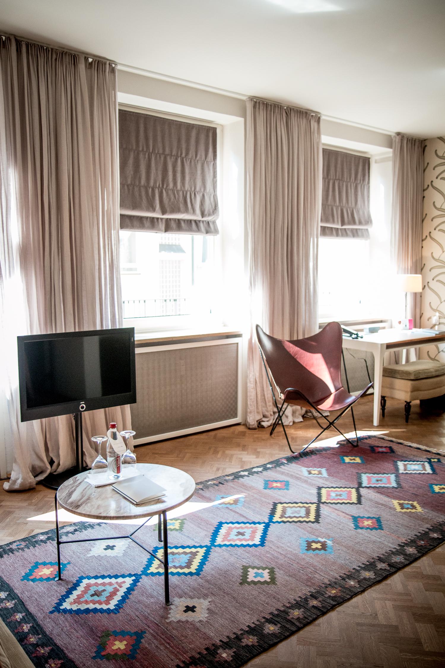 HOTEL REVIEW: cortiina Munich.