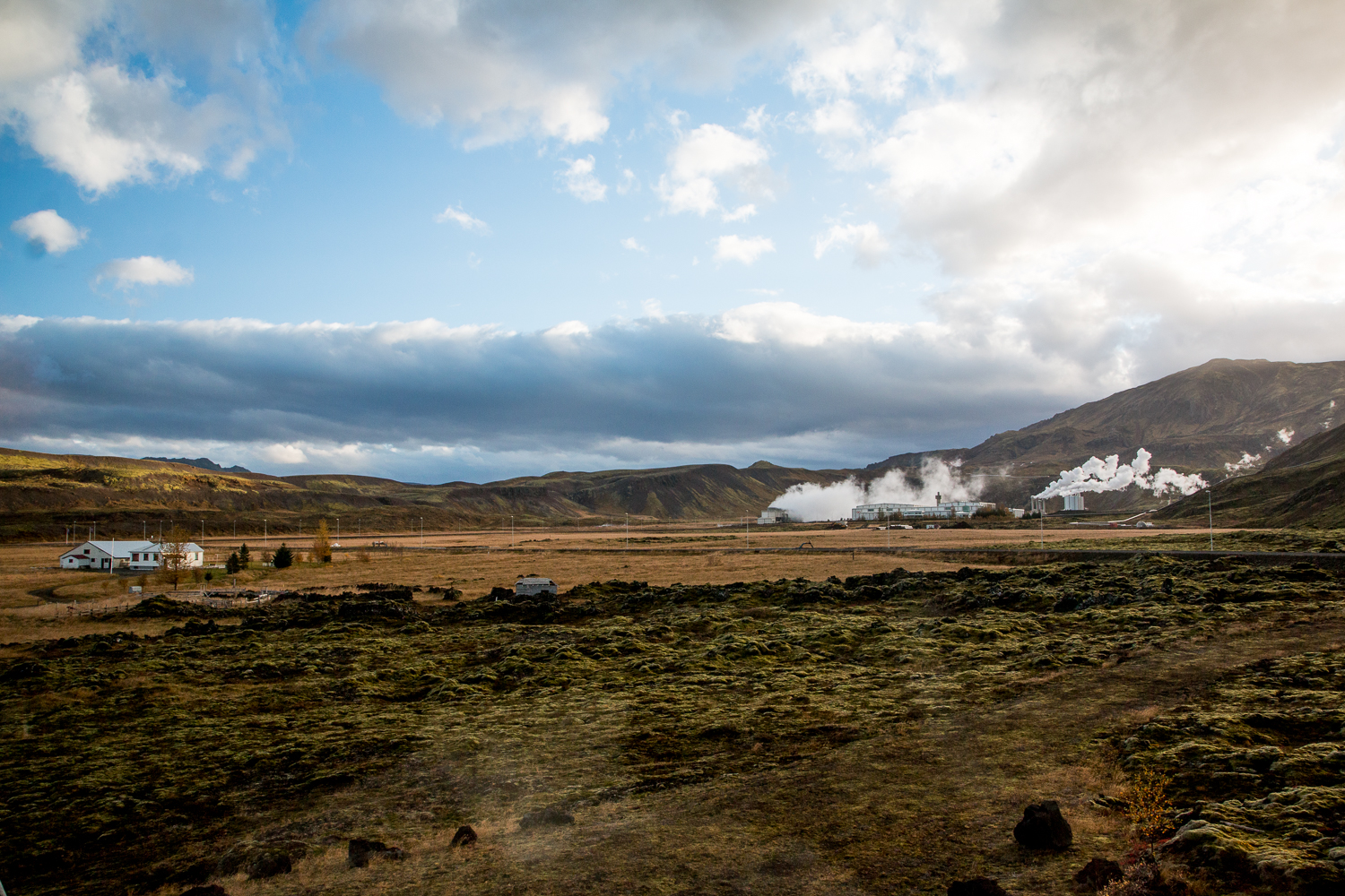 Postcards from Iceland.