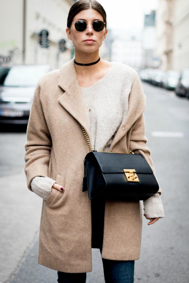 OUTFIT: oversize camel coat | Bikinis & Passports