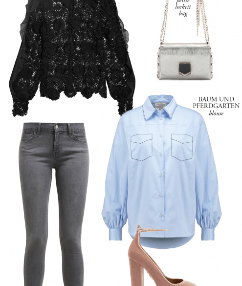 OUTFIT: statement blouses - less is more | Bikinis & Passports