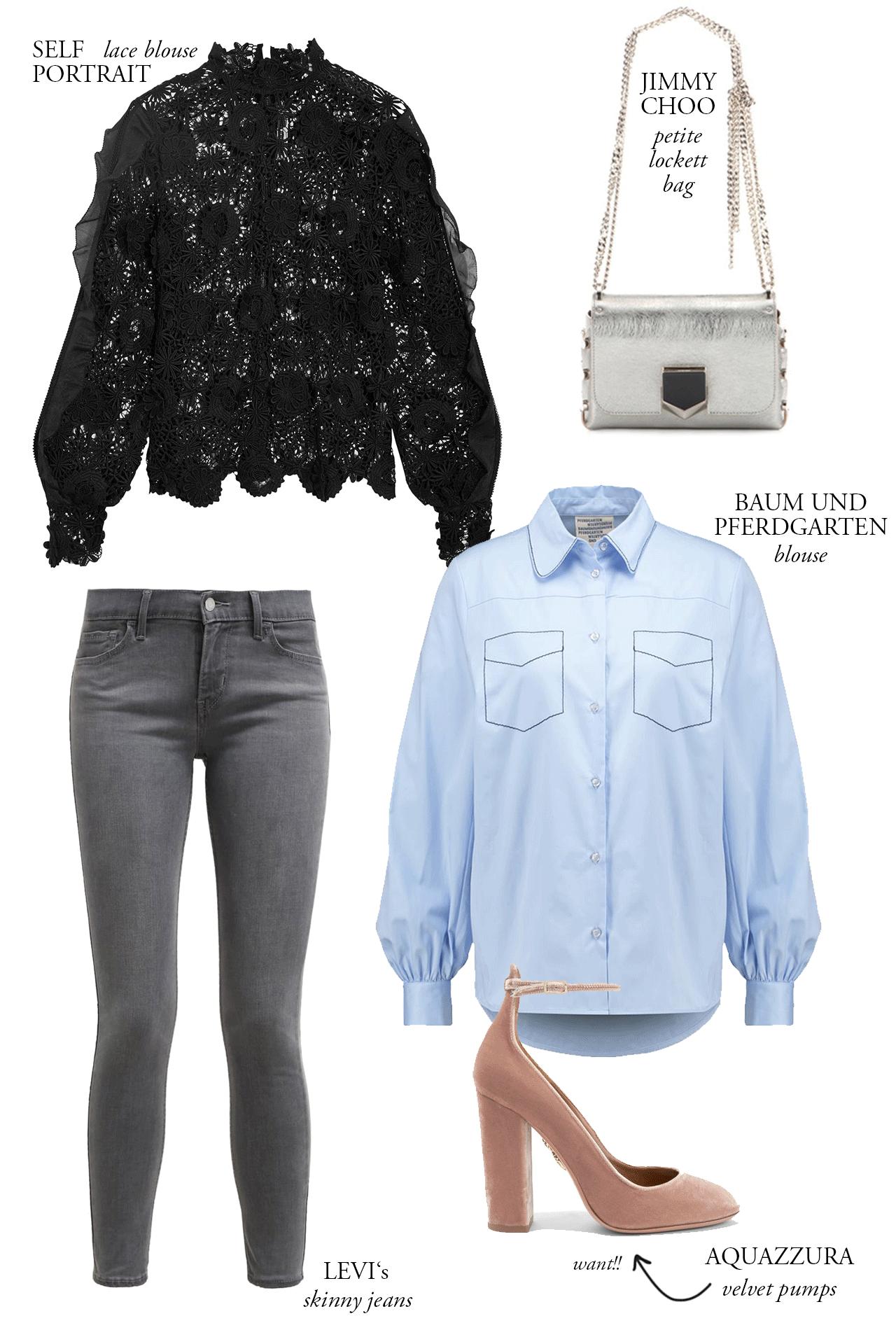 CRAVINGS: pretty blouses.