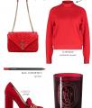 Holiday Red Gift Guide | Bikinis & Passports