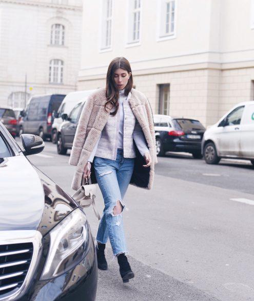 Berlin Fashion Week Streetstlye / Vicky Heiler - Bikinis & Passports