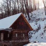 TRAVEL DIARY: snowy weekend getaway