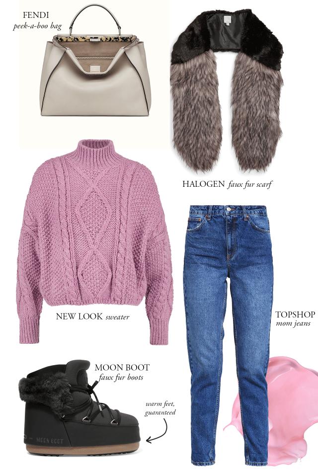 CRAVINGS: Winter Outfit Inspiration | Bikinis & Passports