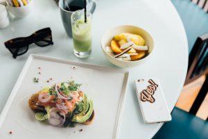 Four Seasons Mauritius at Anahita Hotel Review, Breakfast - Bikinis & Passports