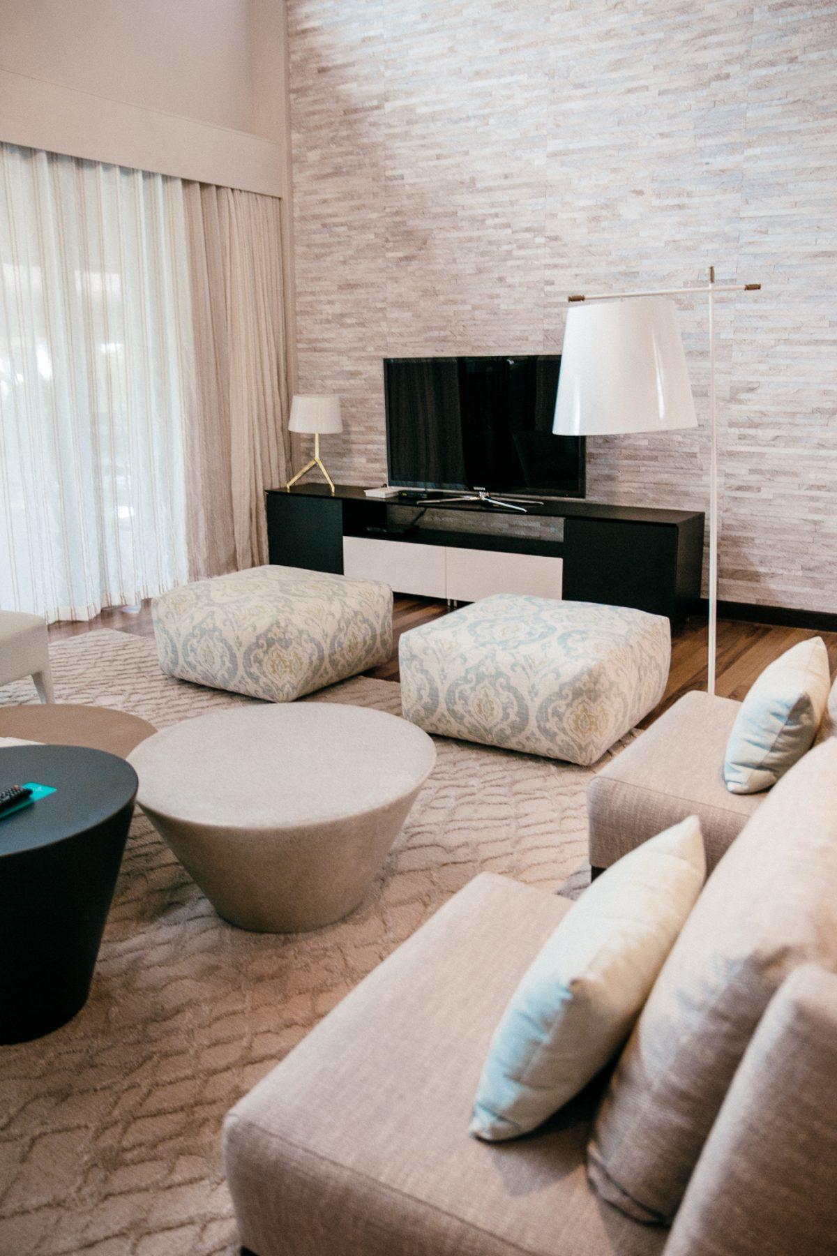 Four Seasons Mauritius at Anahita Hotel Review - Bikinis & Passports