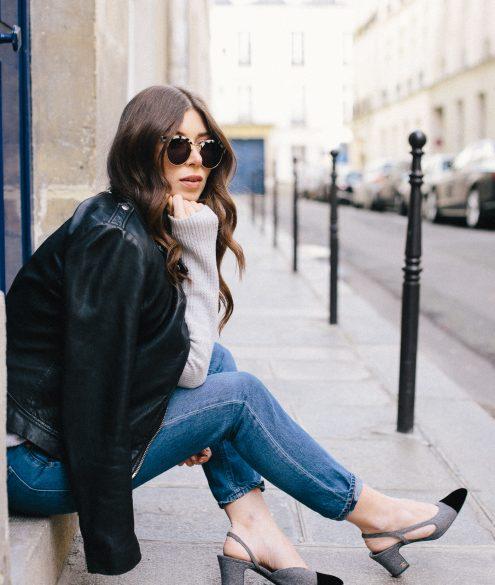 OUTFIT: Parisian Style | Bikinis & Passports