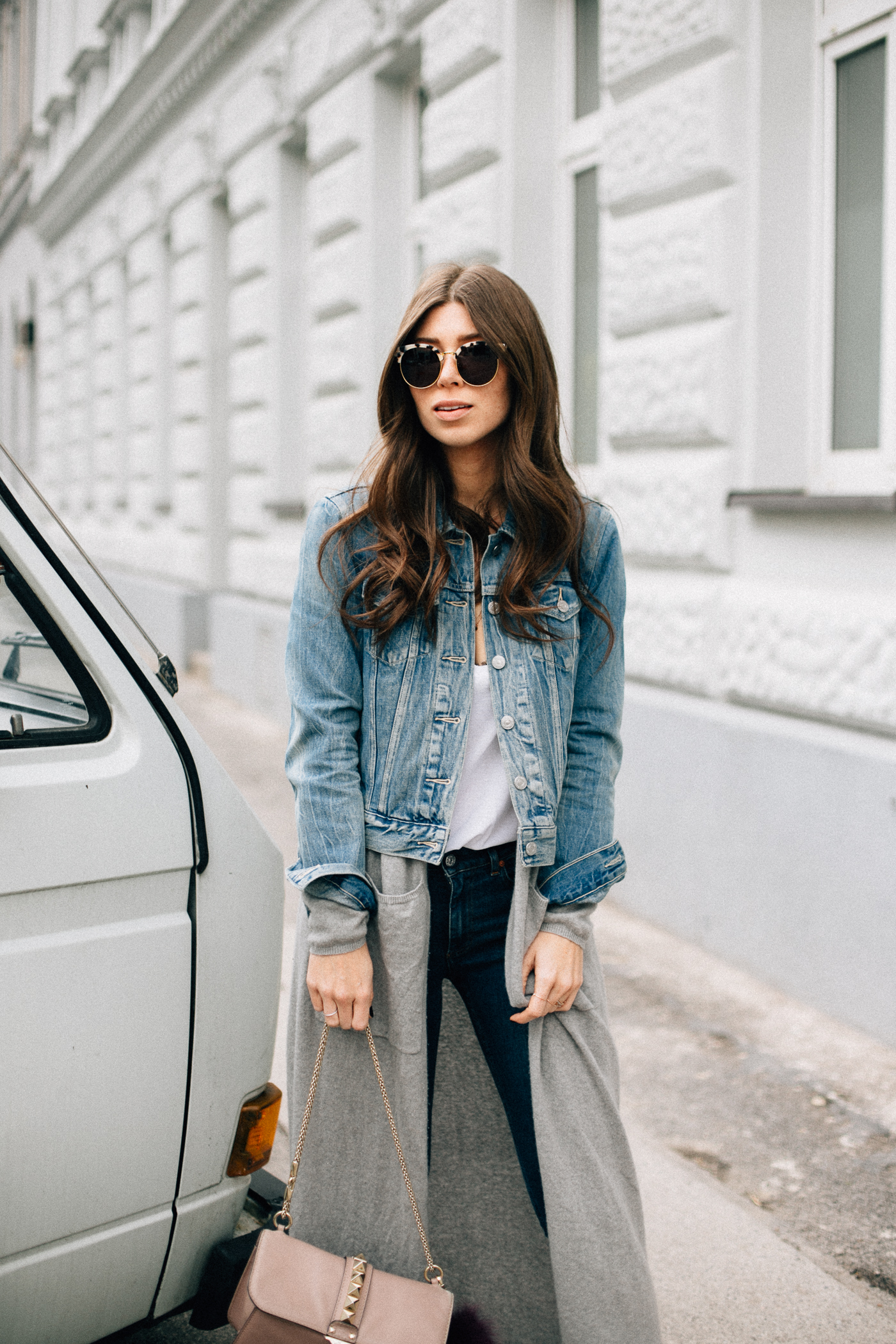 OUTFIT: denim days.