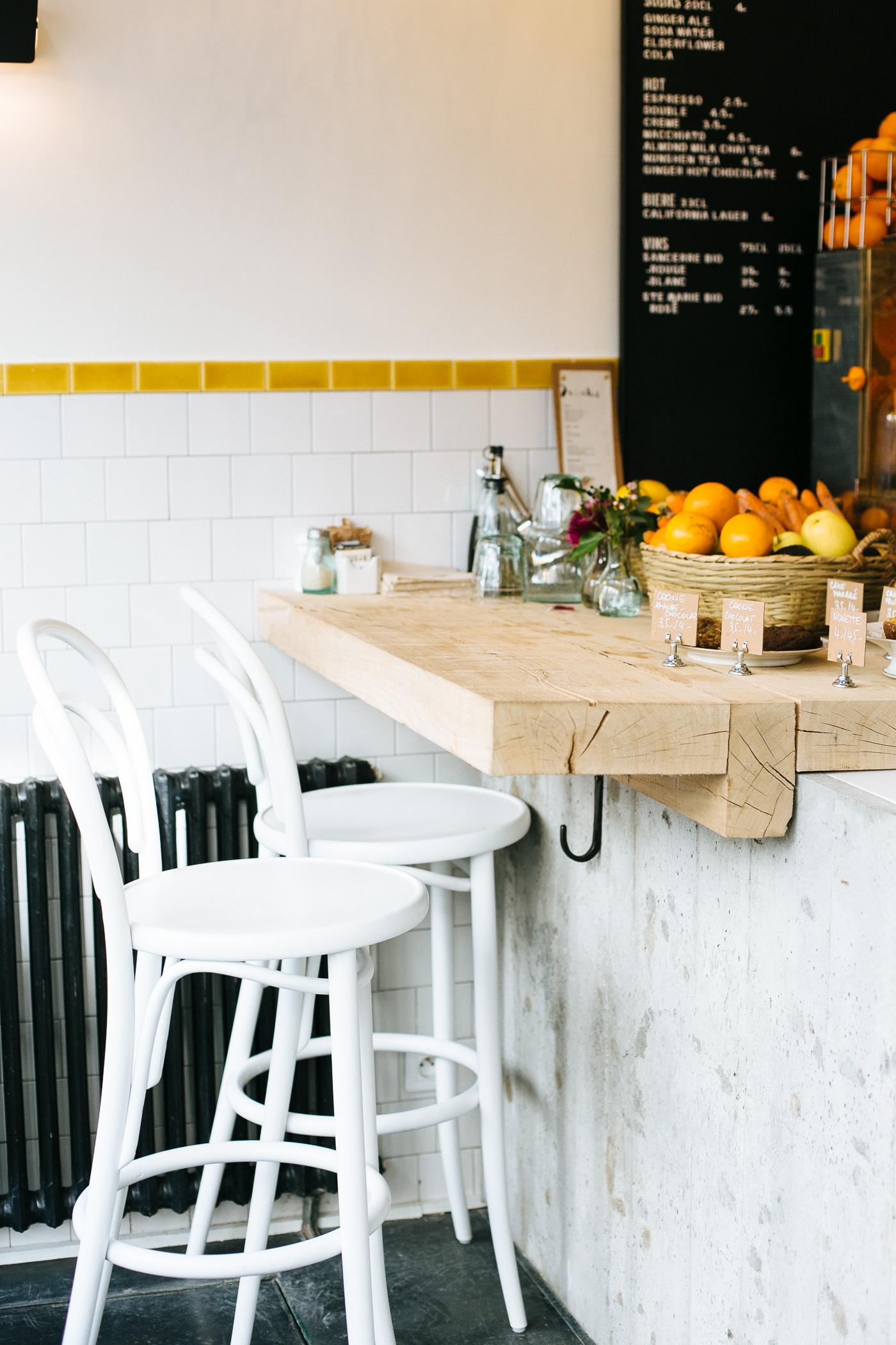 breakfast & lunch spots in Paris