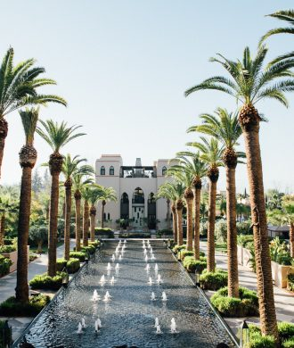 Hotel Review: Four Seasons Resort Marrakech   Bikinis & Passports