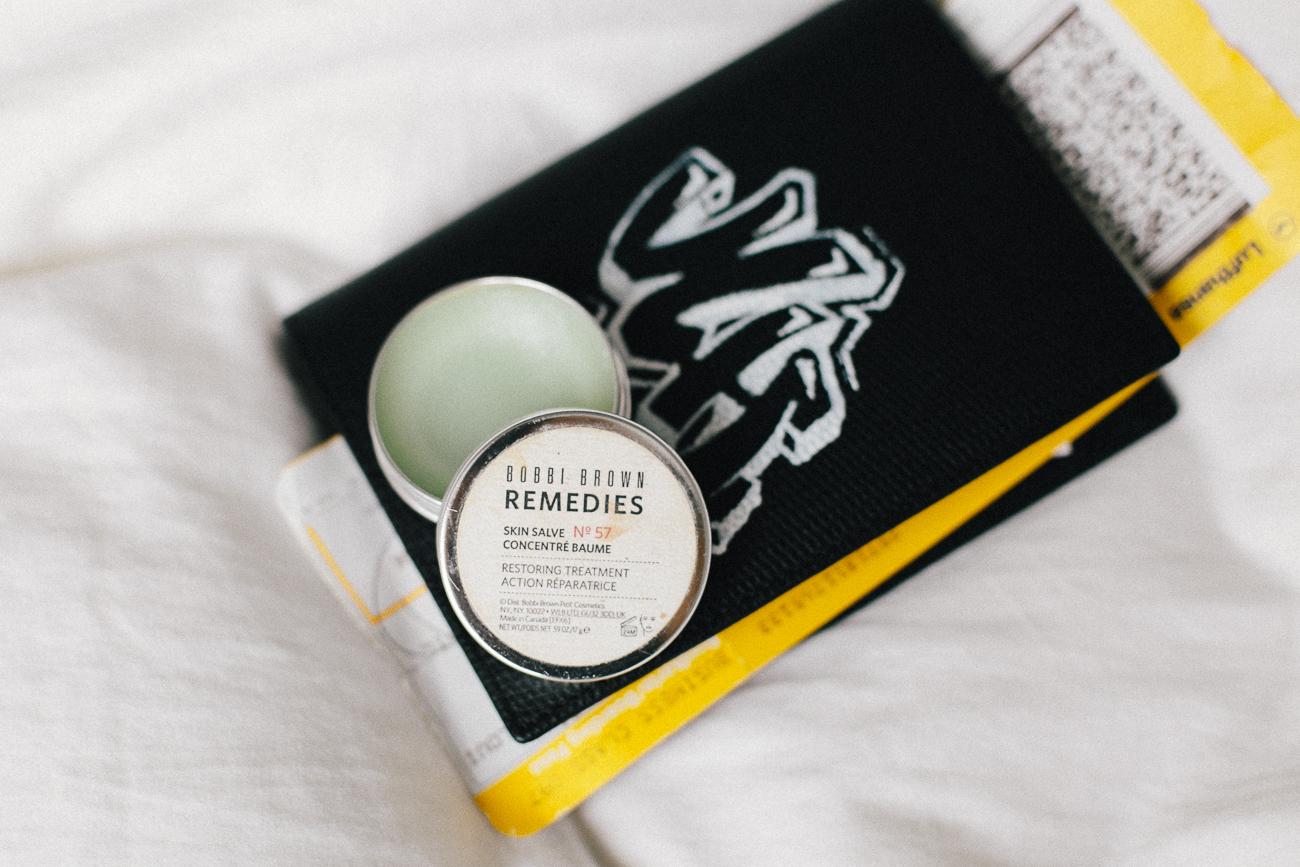In-Flight Beauty Essentials: Bobbi Brown Remedies Skin Salve | Bikinis & Passports