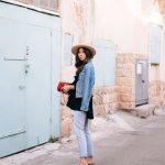 OUTFIT: shalom Tel Aviv.