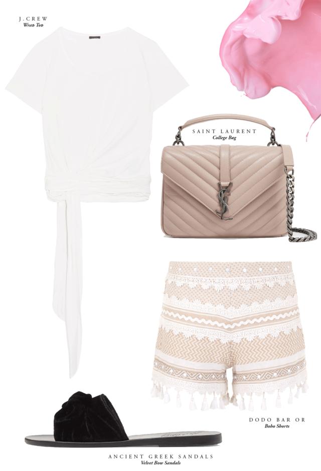 Palm Springs Outfit Inspiration | Bikinis & Passports