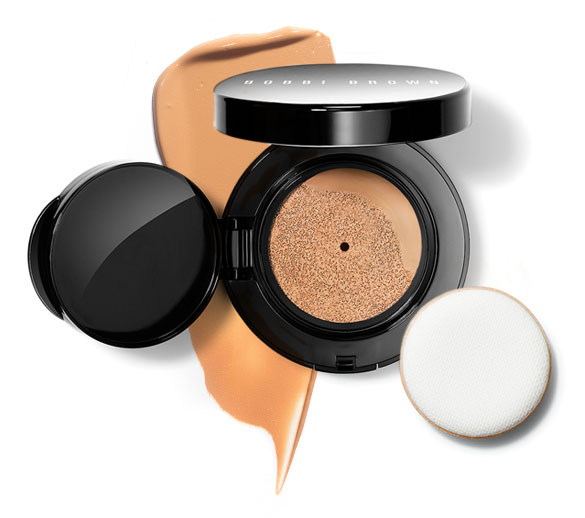 Bobbi Brown Skin Foundation Cushion Compact SPF 35 Review | Bikinis & Passports
