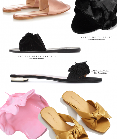 Slides for Summer, for every budget | Bikinis & Passports
