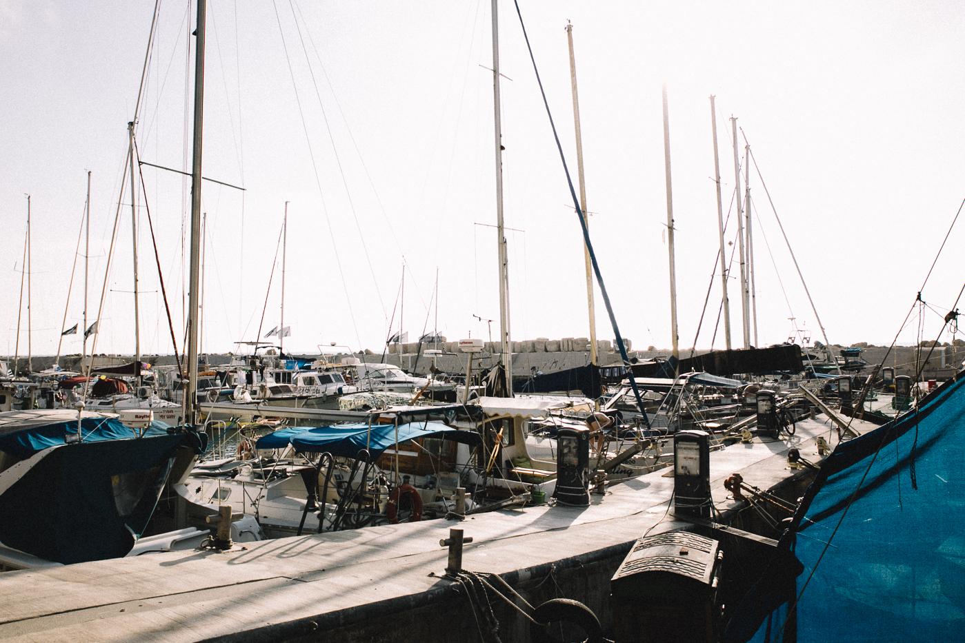 Jaffa Port Tel Aviv | Bikinis & Passports