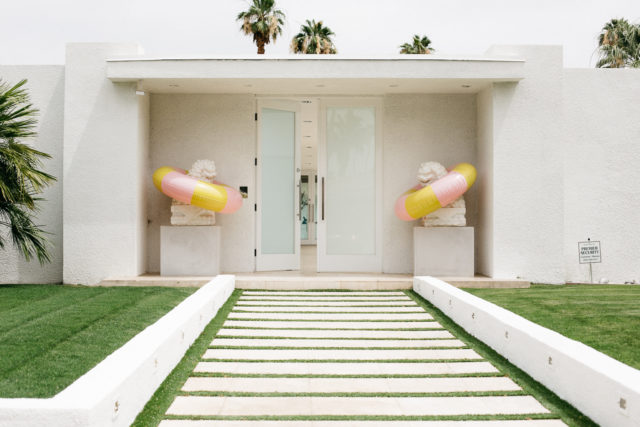 Things To Do In Palm Springs: Modernism, Cool Doors & Houses | Bikinis & Passports