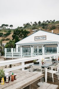 Malibu Farm, Breakfast at the Malibu Pier | Bikinis & Passports