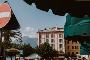 Bellagio Italy, Lake Como - Bikinis & Passports