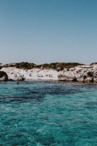 Las Salinas Ibiza | Bikinis & Passports