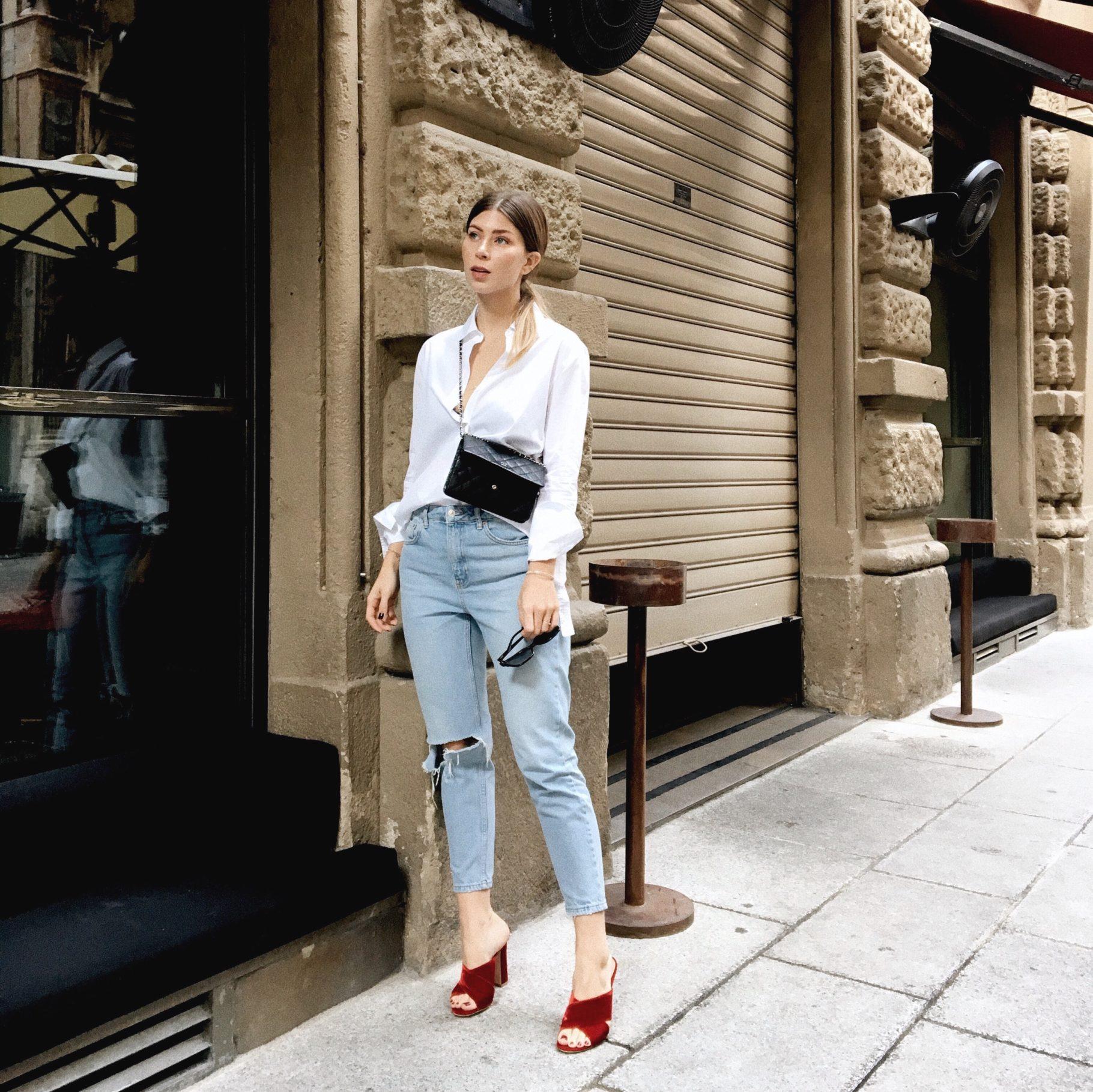 Vicky Heiler Q&A Milan Fashion Week | Bikinis & Passports