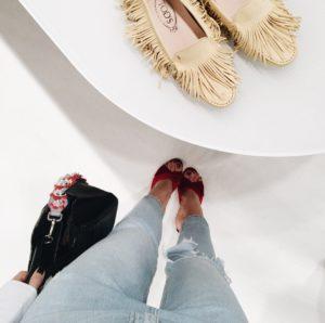 Vicky Heiler Q&A Milan Fashion Week   Bikinis & Passports