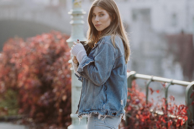 How to wear denim on denim | Bikinis & Passports