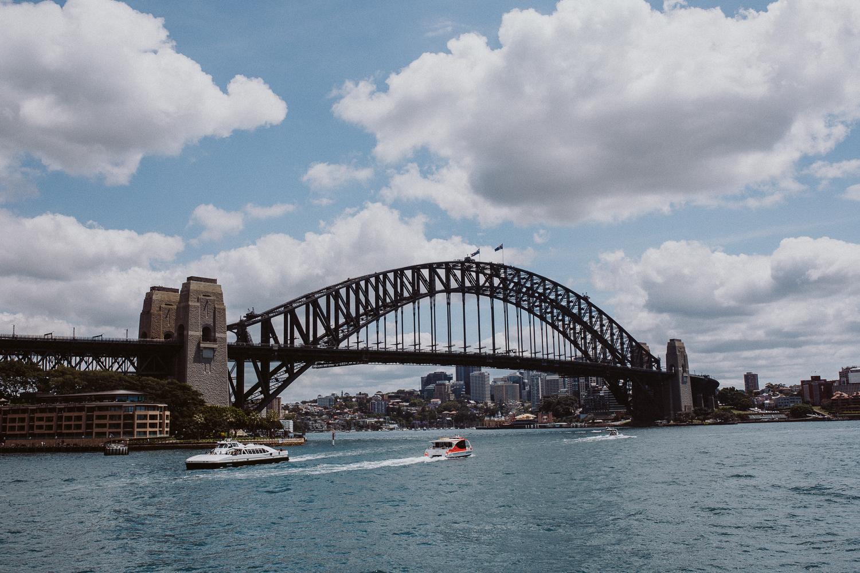 Things To Do In Sydney: Sydney Harbor Bridge, Australia Travel Diary | Bikinis & Passports