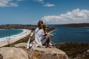 Palm Beach, Australia Travel Diary | Bikinis & Passports