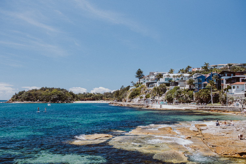 Shelly Beach Manly, Australia Travel Diary | Bikinis & Passports