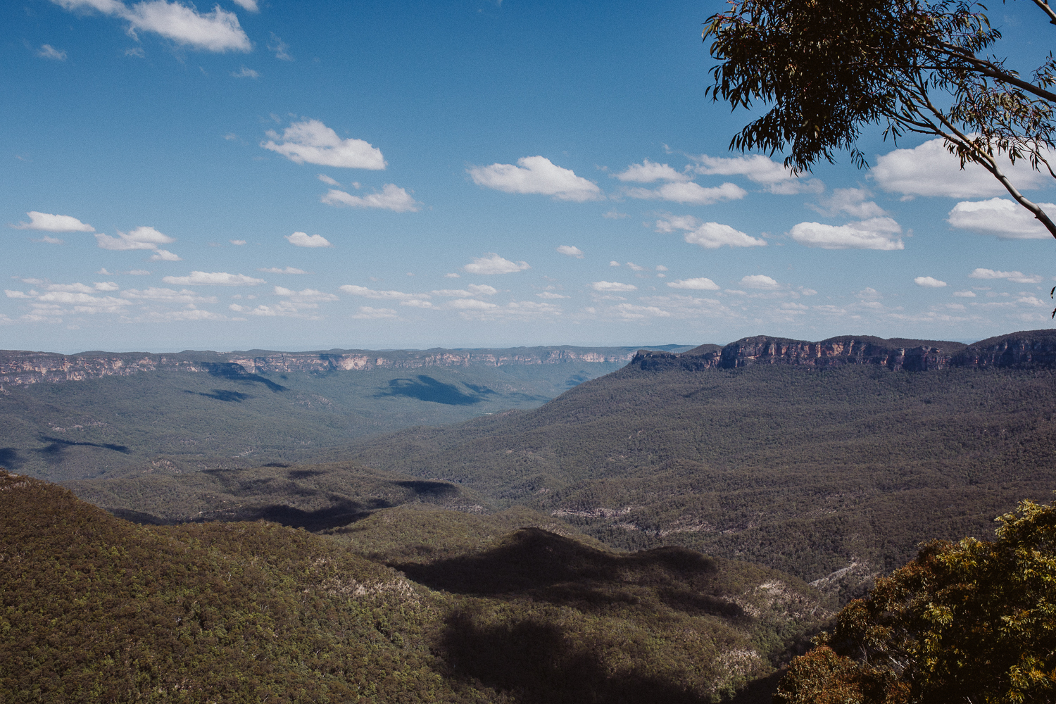 Blue Mountains Hike, Australia Travel Diary | Bikinis & Passports